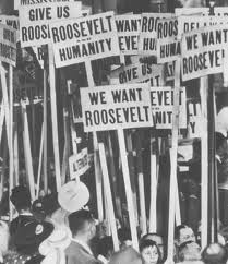 an analysis of roosevelt s new deal and the great depression Lessons from the new deal: did the new deal prolong or worsen the great depression by greg hannsgen and dimitri b papadimitriou the great depression and roosevelt's policy response when roosevelt took office, the country's economic outlook was dismal.